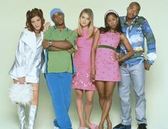 """Clueless (TV). Also, lets not forget the girl that played Amber in the movie was also Amber in the TV show. """"Say Ambluar, was that you going through my trash last night?"""" """"As if! Like I would shop at Judy's."""" I LOVE THAT MOVIE."""