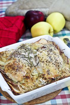 ... apple and cabbage oven baked chicken apple and cabbage oven baked