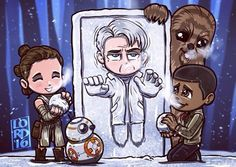 Do you want to build a Snow Han? Art ➡️ @Lord_Mesa [Owner] - Cody, #SWHub