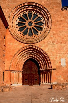 Monasterio de Santa María de Huerta, Soria, España
