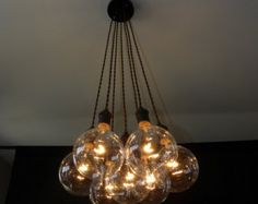 Ceiling lights on cords - Google Search