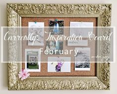ember grey.: Currently: February Inspiration Board