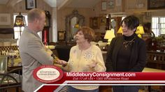 Find out what customers like Jessica & Fran are saying about Middlebury Consignment. There's so much to see and do. Come spend the day! http://www.middleburyconsignment.com