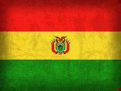 Bolivia Flag Art - Bolivia Flag Vintage Distressed Finish by Design Turnpike