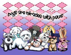 Miracles with paws Mixed Media by Catia Cho - Miracles with paws Fine Art Prints and Posters for Sale