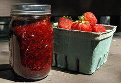 Summer on Pinterest | Gazpacho Recipe, Cut Watermelon and Basil
