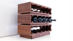 MALAGA Rack System By Modern Cellar — ACCESSORIES -- Better Living Through Design