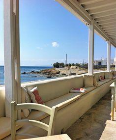 San To Alati Restaurant Tinos Greece
