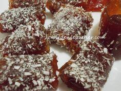 Erik Lokumu | İzmirdenlezzetler Chocolate Recipes, Chocolate Cake, Albanian Recipes, Albanian Food, Turkish Delight, Best Beauty Tips, Pastry Cake, Homemade Beauty Products, Ice Cream Recipes