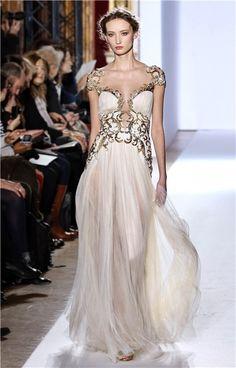 Paris Couture 2013 bridal inspiration - Wedding dresses - YouAndYourWedding