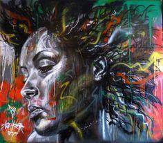 11 David Walker... whoa...all spray paint