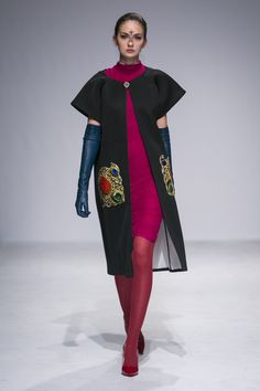 Vahan Khachatryan Ready To Wear Fall Winter 2015 Kiev