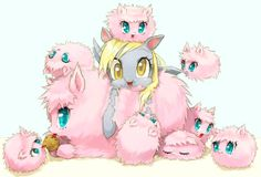 Derp and too many fluffle puffs