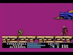G.I. Joe - Nes - ( A Real American Hero ) - Full Playthrough - No Death - YouTube