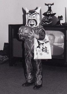 Vintage Halloween. ..