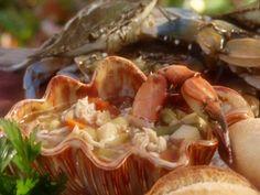 Wayne's Award Winning Maryland Crab Soup Recipe : Paula Deen : Recipes : Food Network