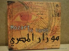 MOZART IN EGYPT. DIGIPACK/CD - 1997 - LONDON.12 TEMAS. CALIDAD LUJO.