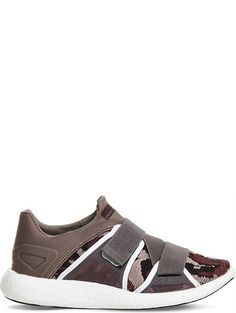 ADIDAS stella mccartney pure boost knitted trainers