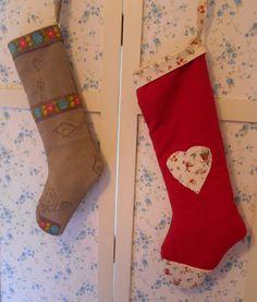 Two Crimbo stockings!