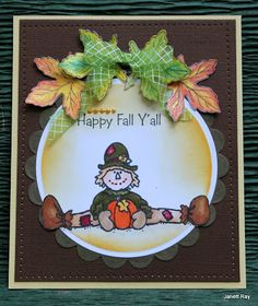 happy fall yall images | DRS Designs Rubber Stamps: Happy Fall Y'all