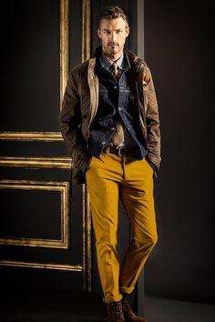 Lookbook Massimo Dutti septiembre