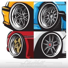 3 Wonderful Tips: Old Car Wheels Motorcycles car wheels diy fire pits.Muscle Car Wheels Chevrolet Chevelle old car wheels motorcycles.Old Car Wheels. Tuner Cars, Jdm Cars, Custom Car Interior, Car Vector, Rims For Cars, Car Illustration, Illustrations, Car Posters, Car Drawings