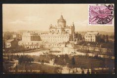 Lwów Cerkiew Św. Jerzego fotograficzna Obieg 1930
