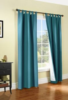 Found it at Wayfair Fully Lined Polka Dot Curtain Panel with