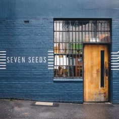 Seven seeds coffee, near Carlton