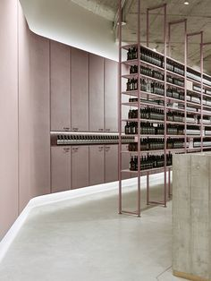 Exploring outstanding retail spaces through a unique stream of creativity and materiality - News - Frameweb
