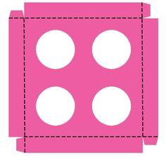 Tamara's Corner – Simply Sweet Cupcake Box Diy Gift Box, Diy Box, Diy Gifts, Gift Boxes, Cupcake Boxes, Box Cake, Box Cupcakes, Cupcake Wrappers, Cupcake Packaging