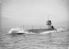 BRITISH SHIPS FIRST WORLD WAR (Q 22034)   British Submarine C. 22.