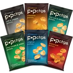 These are my new favorite snack. Full of flavor, all natural, low fat and only 120 calories for 22 chips.