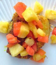 ... more papaya diced cup papaya pineapple diced pineapple papaya coconut