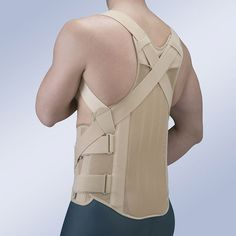 TLSO corset spinal immobilization