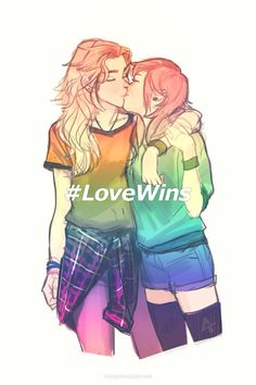 gay girls true love cute lesbian couple relationship romantic romance lgbt lgbtq kisses cuddles (How To Make Friends As A Teenager) Cute Lesbian Couples, Lesbian Art, Lesbian Pride, Lesbian Love, Gay Art, Anime Couples, Lgbt Pride Quotes, Lesbian Humor, Lesbian Quotes
