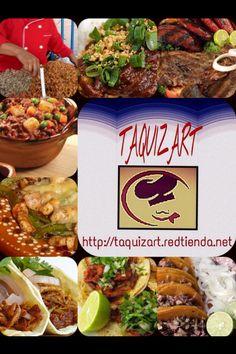 Conoce nuestra tienda virtual http://taquizart.redtienda.net, con gusto te atenderemos. Teléfonos: 5534223808 o 5542800622