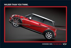 mini couper! I have wanted one since I watched The Italian Job! :)