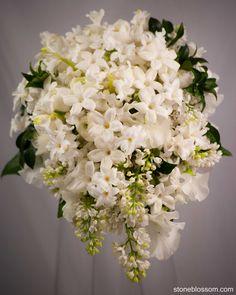 #Stoneblossom #bouquet of #Stephanotis