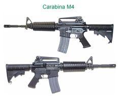 La Carabina M4 (en inglés: M4 Carbine) es una familia de fusiles de asalto automáticos en versión carabina, derivados del M16, fabricados por la empresa Colt de Estados Unidos. Es el arma principal de infantería estándar del Ejército de los Estados Unidos, y suele ser utilizada por algunas unidades policiales de élite, como los SWAT. El M4A1 suele desempeñar un papel relevante en las distintas operaciones de combate, habiendo sido diseñado para el combate en espacios cerrados, tripulaciones…