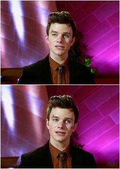 "s5e15 ""bash"" Kurt singing, 'I'm still here'"