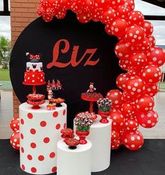 Tips and Trick on Birthday Party Ideas Decoration Minnie, Minnie Mouse Birthday Decorations, Mickey Mouse Birthday, Balloon Decorations, Adult Party Themes, Birthday Party Themes, Birthday Diy, Birthday Balloons, Minnie Maus Ballons