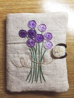 embroidery penny O