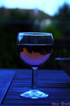Glass of Sunset  #1