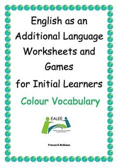 This is booklet 2 of a set of 5 booklets. The colours introduced are red, blue, yellow, purple, green, orange, black, white, brown, grey and pink.There is a reference page at the beginning where the colour word is written under the colour. This enables the student to complete worksheets independently by looking at the reference sheet when colours are unknown.