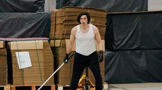 Adam Driver, The Last Jedi | Training Featurette