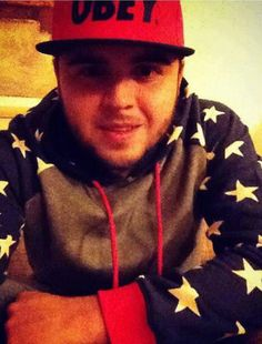 Gerardo Ortiz, (the sweater)