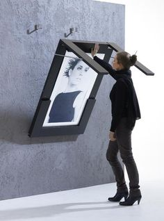 Incredible Furniture Designs 2009 - from a desk to a picture on the wall - cool!!!