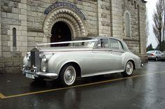 1958 Rolls-Royce SILVER CLOUD wallpaper