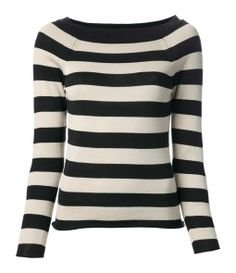 Striped sweater @Pascale Lemay Lemay De Groof